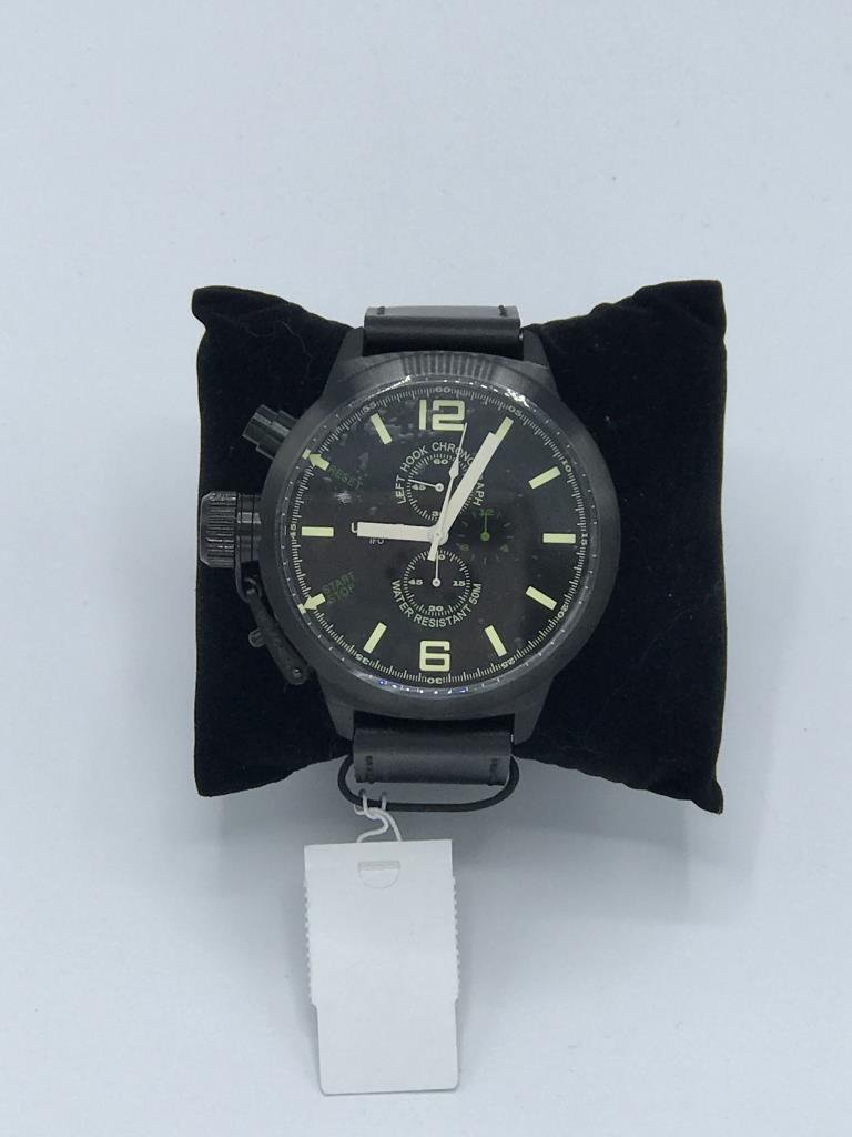 U BOAT Chrono U-CN53 Watch U-BOAT U-CN53 - Collector's Edition. This is 1 of only 1,000.  It comes w