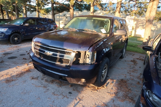 09 Chevrolet Tahoe  Subn BL 8 cyl  Did not Start 9/8/21 AT PB PS R AC PW VIN: 1GNFK03079R235947; Def