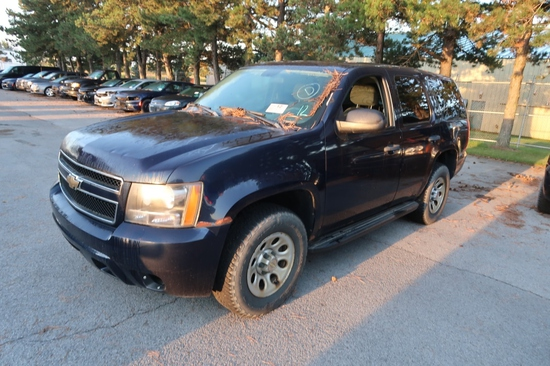 09 Chevrolet Tahoe  Subn BL 8 cyl  Started w Jump on 9/8/21 AT PB PS R AC PW VIN: 1GNFK03019R237354;