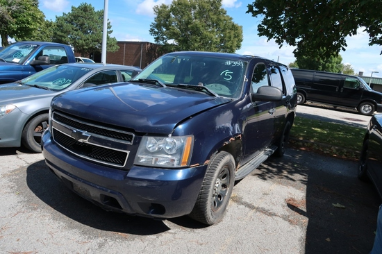 12 Chevrolet Tahoe  Subn BL 8 cyl  Did not Start 9/8/21 AT PB PS R AC PW VIN: 1GNLC2E05CR319233; Def