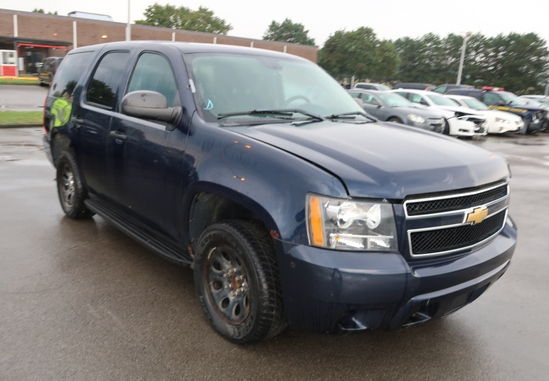 12 Chevrolet Tahoe  Subn BL 8 cyl  Started w Jump on 9/8/21 AT PB PS R AC PW VIN: 1GNLC2E08CR317363;