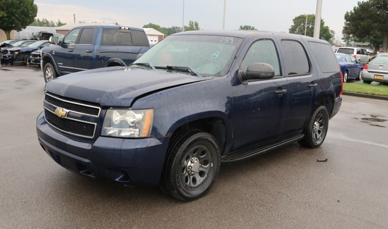 11 Chevrolet Tahoe  Subn BL 8 cyl  Started w Jump on 9/8/21 AT PB PS R AC PW VIN: 1GNLC2E0XBR370757;