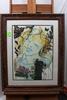 "Salvador Dali, Les Saisons Summer, colored lithograph, 21-1/4"" x 29-1/4"", n"