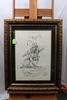 Salvador Dali, Les Songes Drolatiques de Pantagruel, original lithograph in