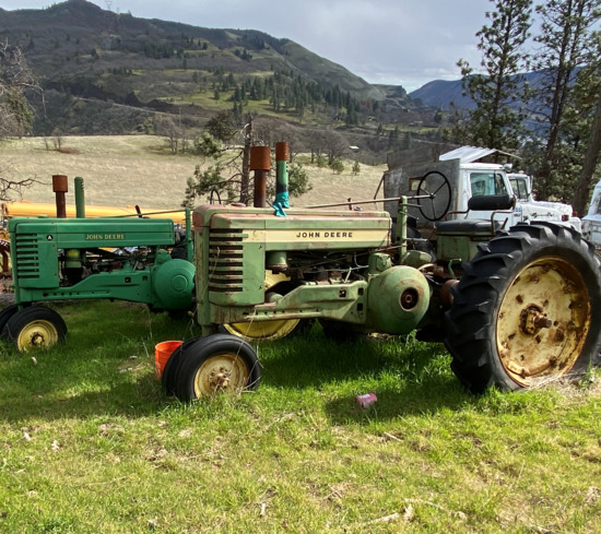 FARM LIQUIDATION ESTATE SALE