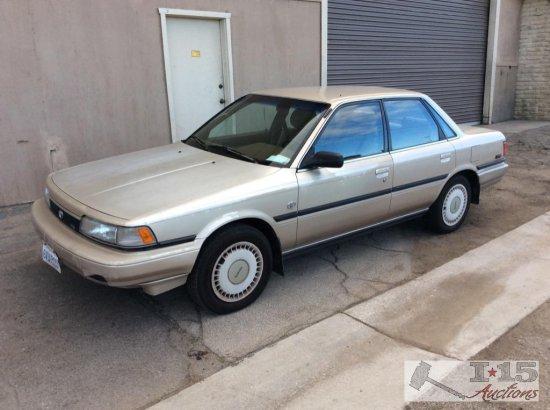 1991 Toyota Camry V6 Tan