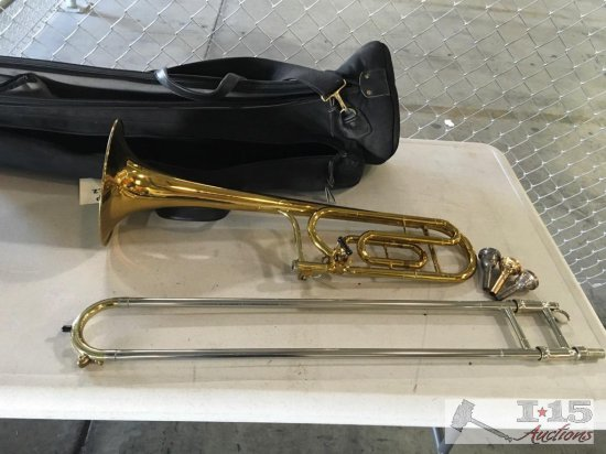 king 4b sonorous Trombone | Auctions Online | Proxibid
