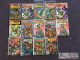 Marvel.. The Power of Warlock 1-15 Not Consecutive