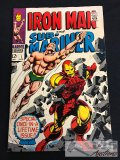 Marvel... Iron Man and Sub-Mariner Issue No. 1