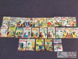 DC.. 25 Copies of Superman's Pal Jimmy Olsen Issues 14-82 Not Consecutive