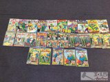 DC.. 25 Copies of Superman's Pal Jimmy Olsen Issues 83-110 Not Consecutive