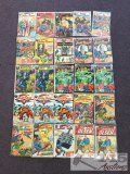 DC.. 25 Copies of Superman's Pal Jimmy Olsen Issues 132-149 Not Consecutive