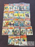DC.. 23 Copies of Superman's Pal Jimmy Olsen Issues 149-163 with Giant Issue Not Consecutive