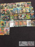 DC.. 34 Copies of Tarzan Issues No. 213-258 Not Consecutive
