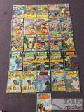 DC.. 26 Copies of Adventure Comics 366-396 Not Consecutive