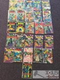 DC.. 26 Copies of Batman Issues 158-206 Not Consecutive