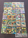 DC.. 25 Copies of Batman Issues 270-296 Not Consecutive