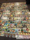 Approximately 245 assorted comic books, Marvel, DC