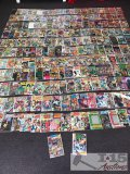 Approx. 222 comic books, Marvel, Image, DC,
