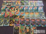 DC... 40 Swamp Thing assorted issues
