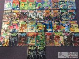 Charlton Comics... 38 Ghostly Haunts assorted issues
