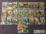 26 Assorted Marvel Comics