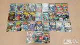 49 Assorted Marvel Comics