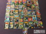 41 Assorted DC Comics
