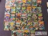 32 Assorted Marvel Comics