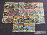 50 Assorted Marvel Comics