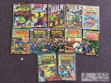 Marvel Double Feature Comics and the Incredible Hulk