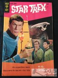 Gold Key... Star Trek issue No. 1