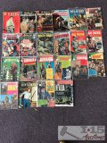 22 Assorted Western Comics