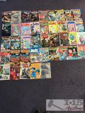 41 Assorted Comics