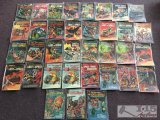 35 Assorted Gold Key Comics