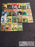 22 Assorted Dell and Gold Key Comics