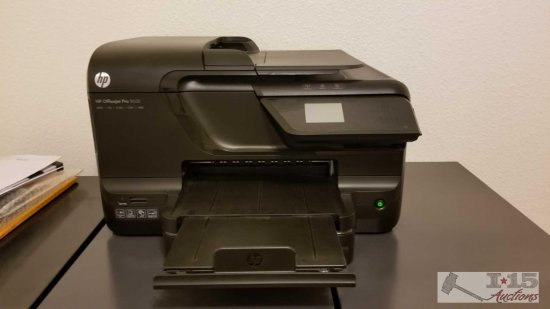HP Officejet Pro 8600 Print/Fa    Auctions Online | Proxibid