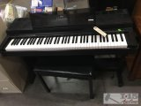 Yamaha Clavinova Piano with Bench