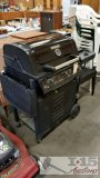 Brinkman Pro Series 2400 BBQ with Sideburner