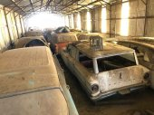 March Government Auction & Classic Barn Cars