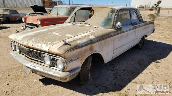1962 Mercury Comet S-22 Coupe
