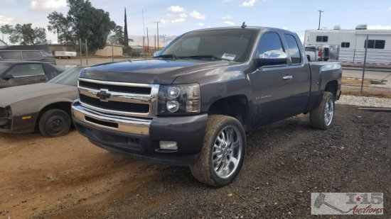 2011 Chevy Silverado 1500 LT Extended Cab Current Smog NEW FACTORY CRATE MOTOR still under warranty