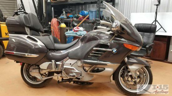 2006 BMW K1200LT Motorcycle, 57,964 miles