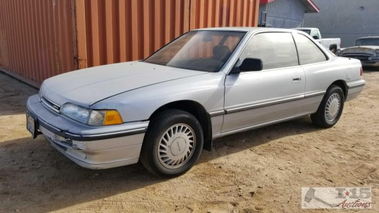 1987...Acura...Legend Silver Current smog
