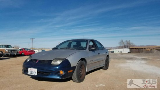 2001 Pontiac Sunfire SE Silver Dealer or Out of State Only!!