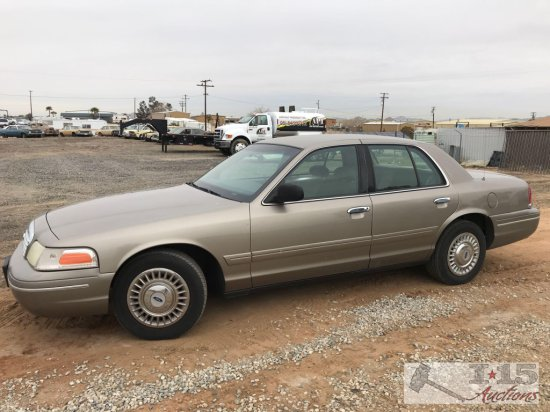 2002 Ford Crown Victoria Current Smog