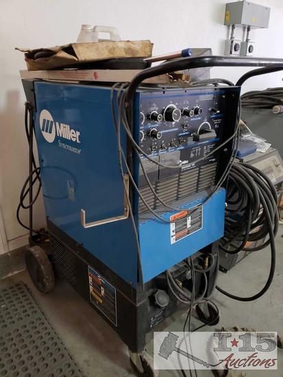 Miller Syncrowave 250 TIG Welder