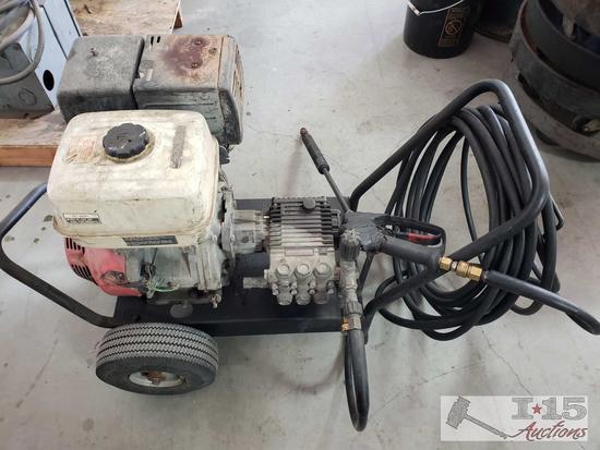 Pressure Washer with Honda GX340 11HP Engine