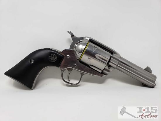 New, Ruger New Vaquero .44 Mag Revolver
