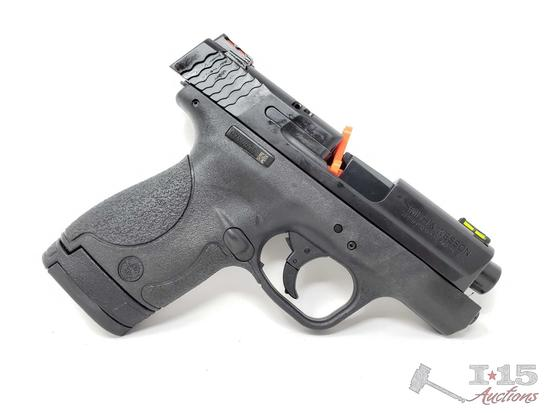 New, Smith & Wesson M&P 9 Shield 9mm